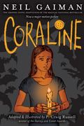 Coraline Graphic Novel 0 9780060825454 0060825456