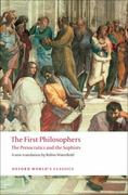 The First Philosophers 1st Edition 9780199539093 019953909X