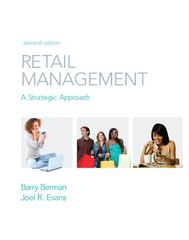 Retail Management 11th Edition 9780136087588 0136087582