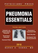 Pneumonia Essentials 2010 3rd edition 9780763772208 0763772208