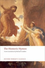 The Homeric Hymns 0 9780199554751 0199554757