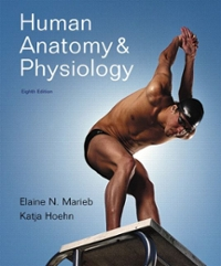 Human Anatomy and Physiology with Interactive Physiology 10-System Suite 8th edition 9780805395914 0805395911