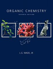 Organic Chemistry 7th Edition 9780321592316 032159231X