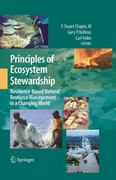 Principles of Ecosystem Stewardship 1st Edition 9780387730325 038773032X