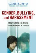 Gender, Bullying, and Harassment 0 9780807749548 0807749540
