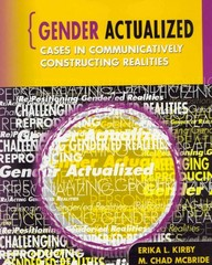 Gender Actualized 1st Edition 9780757559884 0757559883