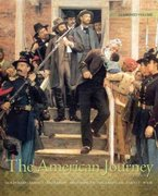 American Journey, The: Update Edition, Combined Volume 5th edition 9780205739141 0205739148