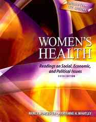 Women's Health 5th Edition 9780757559686 0757559689