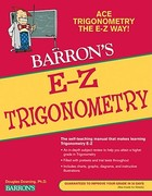 E-Z Trigonometry 4th edition 9780764142512 0764142518
