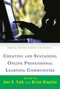 Creating and Sustaining Online Professional Learning Communities 0 9780807749401 0807749400