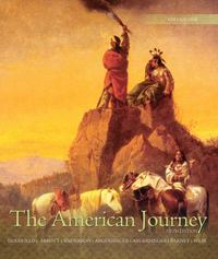 The American Journey 5th Edition 9780205742448 0205742440