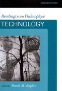 Readings in the Philosophy of Technology 2nd Edition 9780742564015 0742564010