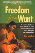 Freedom from Want 1st Edition 9781565492943 1565492943