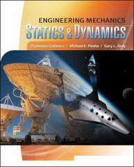 Engineering Mechanics 0th edition 9780073134123 0073134120