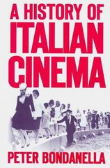 A History of Italian Cinema 1st edition 9781441160690 1441160698