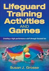 Lifeguard Training Activities and Games 1st edition 9780736079297 0736079297
