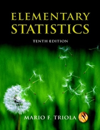Elementary statistics 10th edition textbook solutions chegg elementary statistics 10th edition 9780321331830 0321331834 fandeluxe Images