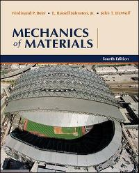 Mechanics of Materials (4th) edition 9780073107950 0073107956