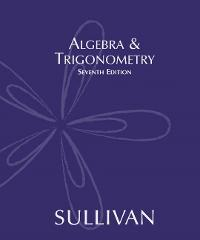 Algebra and Trigonometry (7th) edition 0131430734 9780131430730