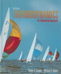 Thermodynamics: An Engineering Approach with Student Resource DVD (6th) edition 0073305375 9780073305370