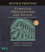 Computer Organization and Design, Revised Printing, Third Edition 3rd edition 9780080550336 0080550339