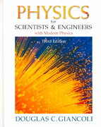 Physics for Scientists and Engineers with Modern Physics 3rd edition 9780130215178 0130215171