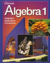 Algebra 1, Student Edition (4th) edition 9780028253268 0028253264