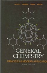 General Chemistry: Principles and Modern Applications 9th edition 9780131493308 0131493302