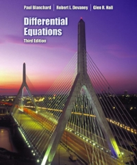 Differential Equations (with CD-ROM) 3rd edition 9780495012658 0495012653