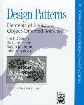 Design Patterns Elements Of Reusable Object Oriented Software 1st Edition Rent 9780201633610 Chegg Com