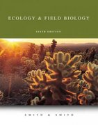 Ecology and Field Biology 6th edition 9780321042903 0321042905