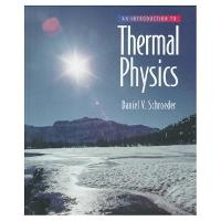 An Introduction to Thermal Physics (1st) edition 0201380277 9780201380279