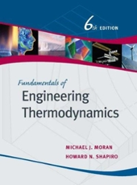 Fundamentals of Engineering Thermodynamics 6th edition 9780471787358 0471787353