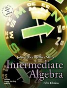 Intermediate Algebra 5th edition 9780131490789 0131490788