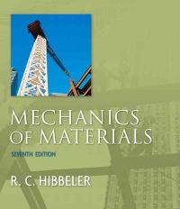 Mechanics of Materials (7th) edition 0132209918 9780132209915