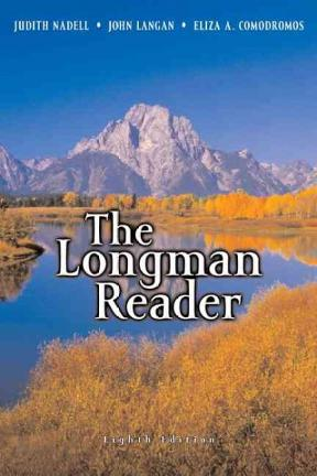 Instructor's manual to accompany the longman writer: rhetoric.