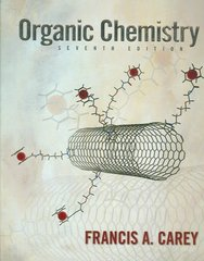 Organic Chemistry 7th edition 9780073311845 0073311847