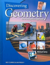 Discovering Geometry (4th) edition 9781559538824 1559538821