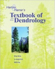 Harlow and Harrar's Textbook of Dendrology 9th Edition 9780073661711 0073661716