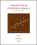 Applied Linear Statistical Models with Student CD