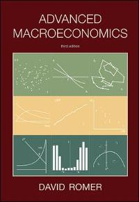 advanced macroeconomics 4th edition textbook solutions chegg com rh chegg com Advanced Macroeconomics Romer PDF Advanced Macroeconomics Romer PDF
