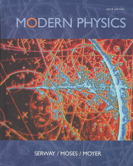 Modern Physics 3rd edition 9780534493394 0534493394