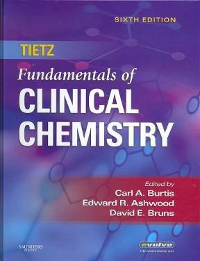 Tietz fundamentals of clinical chemistry and molecular diagnostics e book