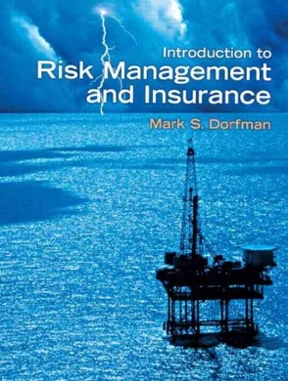 Introduction to risk management and insurance 9th edition rent introduction to risk management and insurance 9th edition 9780132242271 0132242273 fandeluxe Gallery
