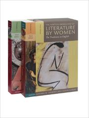 The Norton Anthology of Literature by Women 3rd Edition 9780393930153 0393930157