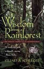 Wisdom from a Rainforest 1st Edition 9780820324913 0820324914
