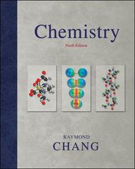 Chemistry: Textbook 9th edition 9780072980608 0072980605