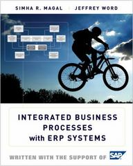 Integrated Business Processes with ERP Systems 1st Edition 9780470478448 0470478446