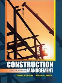construction management 4th edition textbook solutions chegg com rh chegg com Managning Information for Technology Solution Manual construction management 4th edition solution manual pdf