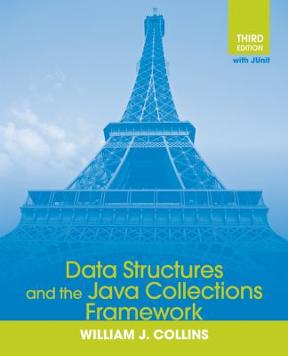 Data structures and the java collections framework, 3rd edition.